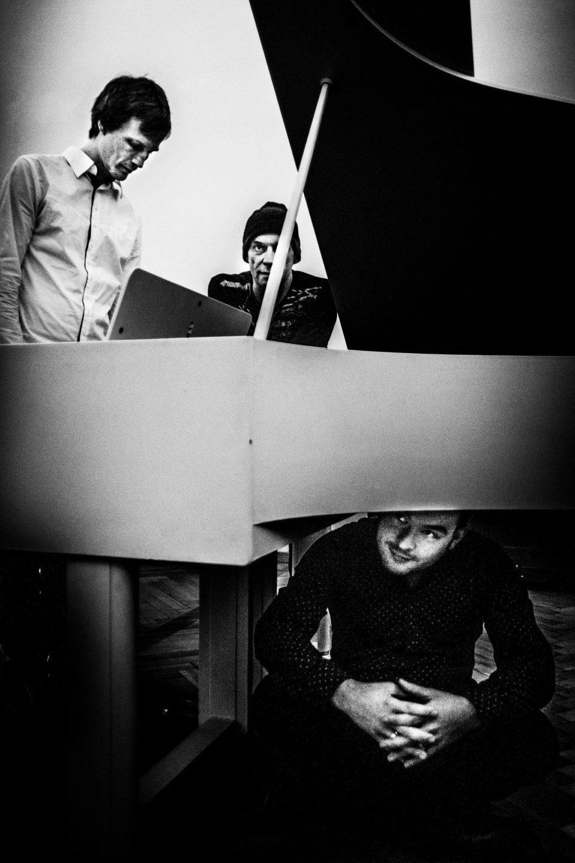 trio Samuel Blaser