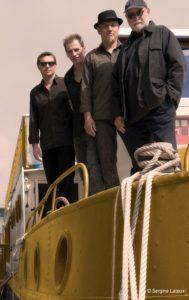 Texier Hope Quartet