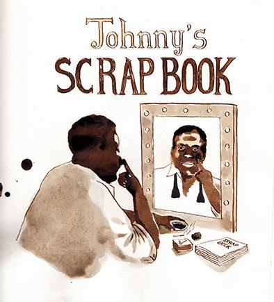 johnny's scrapbook
