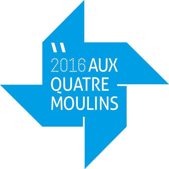 2016 aux 4 moulins logo