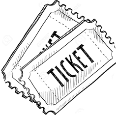 billet ticket resa