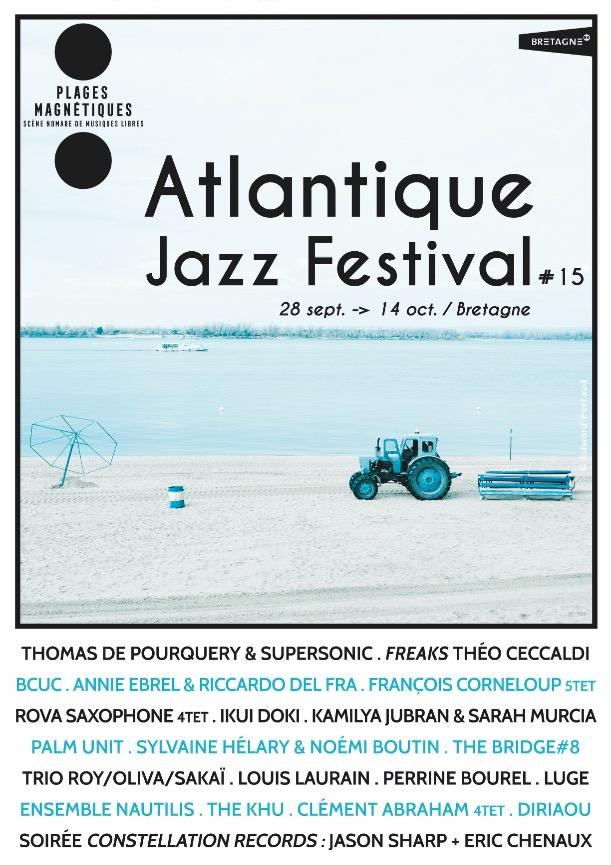 Atlantique Jazz festival 2018