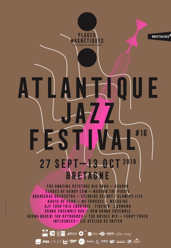 Atlantique Jazz festival 2019