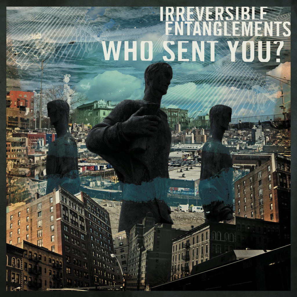 Irreversible Entanglement - Who Sent You