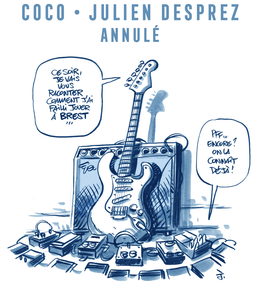 Coco Julien Desprez-annule