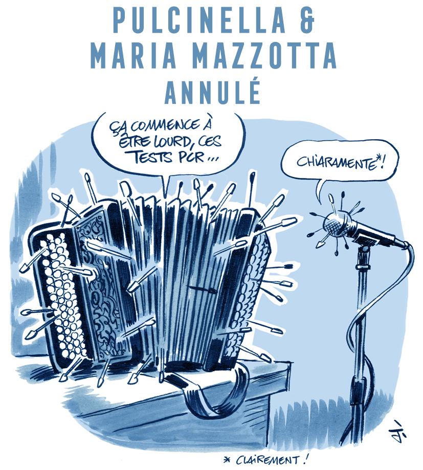 Pulcinella Maria Mazzotta-annule