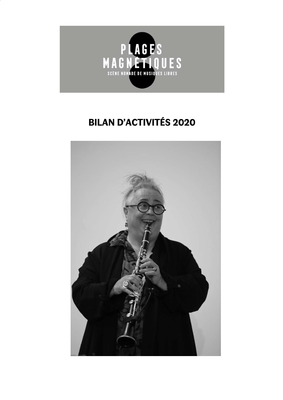 BILAN ACTIVITES 2020