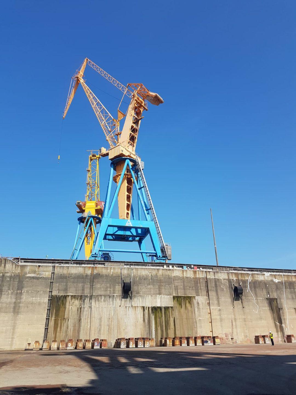 creation port de Brest