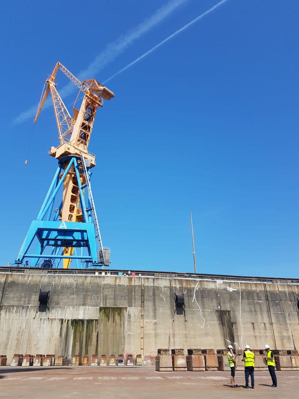 creation port