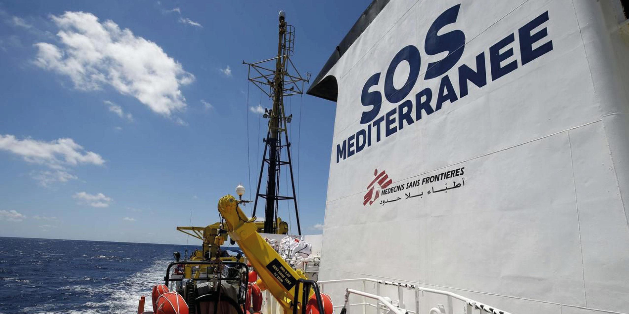 affichage libre-SOS SOS-Mediterranee